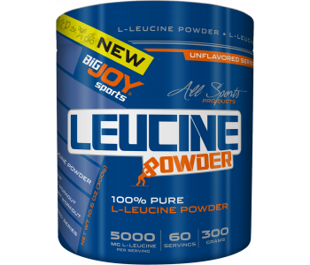Bigjoy Sports Leucine Powder