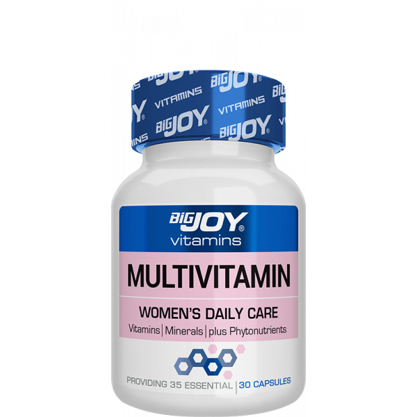 Bigjoy Vitamins Multivitamin Womens