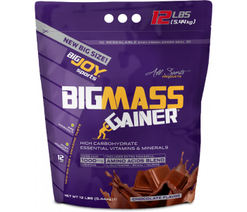 Bigjoy Sports BIGMASS Gainer