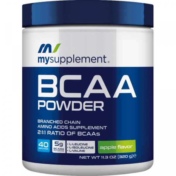 Mysupplement Bcaa Powder
