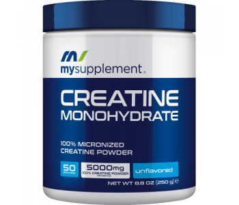 Mysupplement Creatine Monohydrate