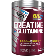 Bigjoy Sports BIG2 Creatine + Glutamine